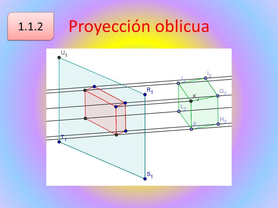 Proyección oblicua 1.1.2