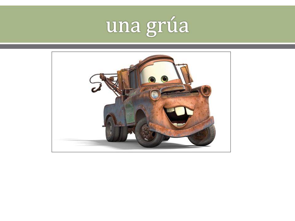 Un auto deportivoun descapotable Una limosinauna camioneta Un camión