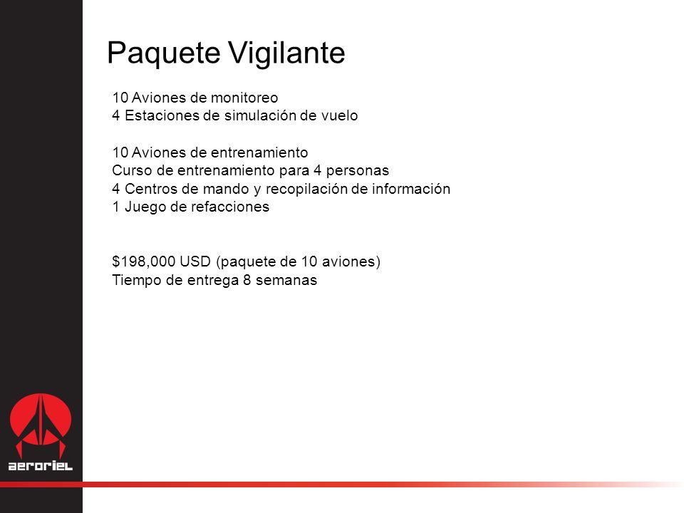 Video http://www.aeroriel.com/video_vigilante.html http://www.aeroriel.com/video_aviones_notripulados_vigilante.html