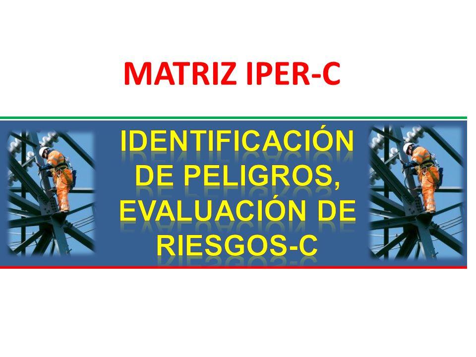 MATRIZ IPER-C