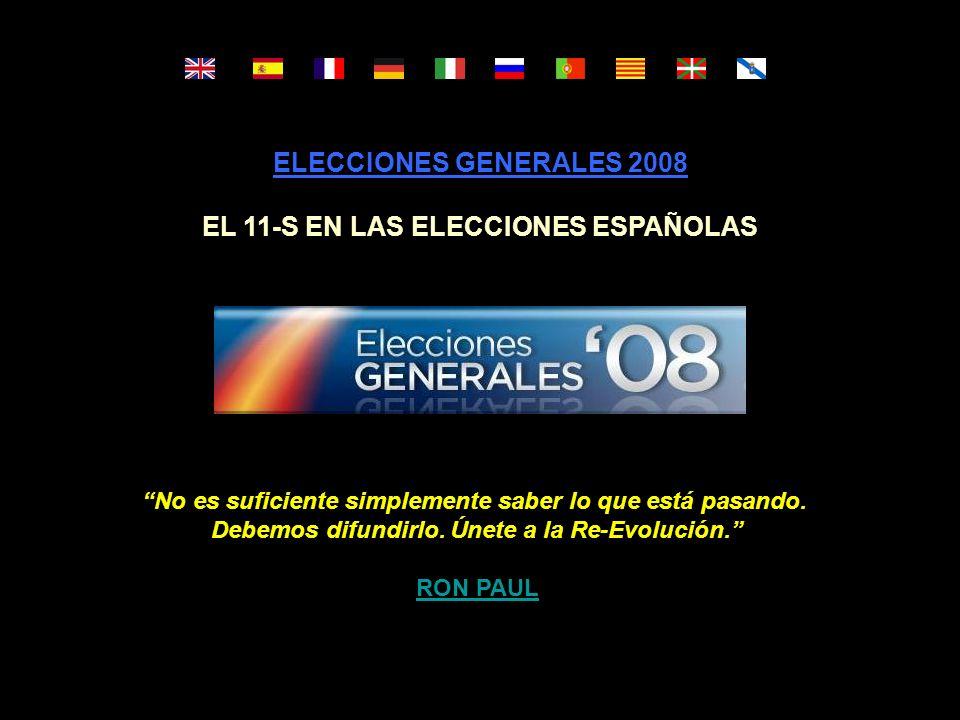 http://elproyectomatriz.wordpress.com/ http://elproyectomatriz.wordpress.com/2008/02/28/el-11-s-en-las-elecciones-espanolas-08/