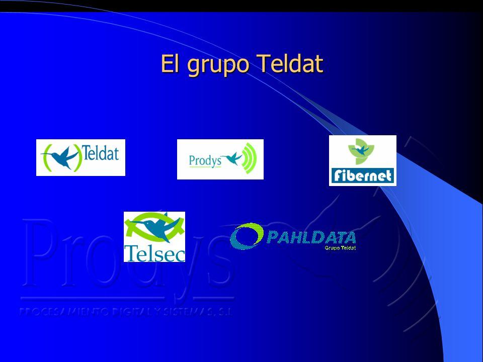 El grupo Teldat