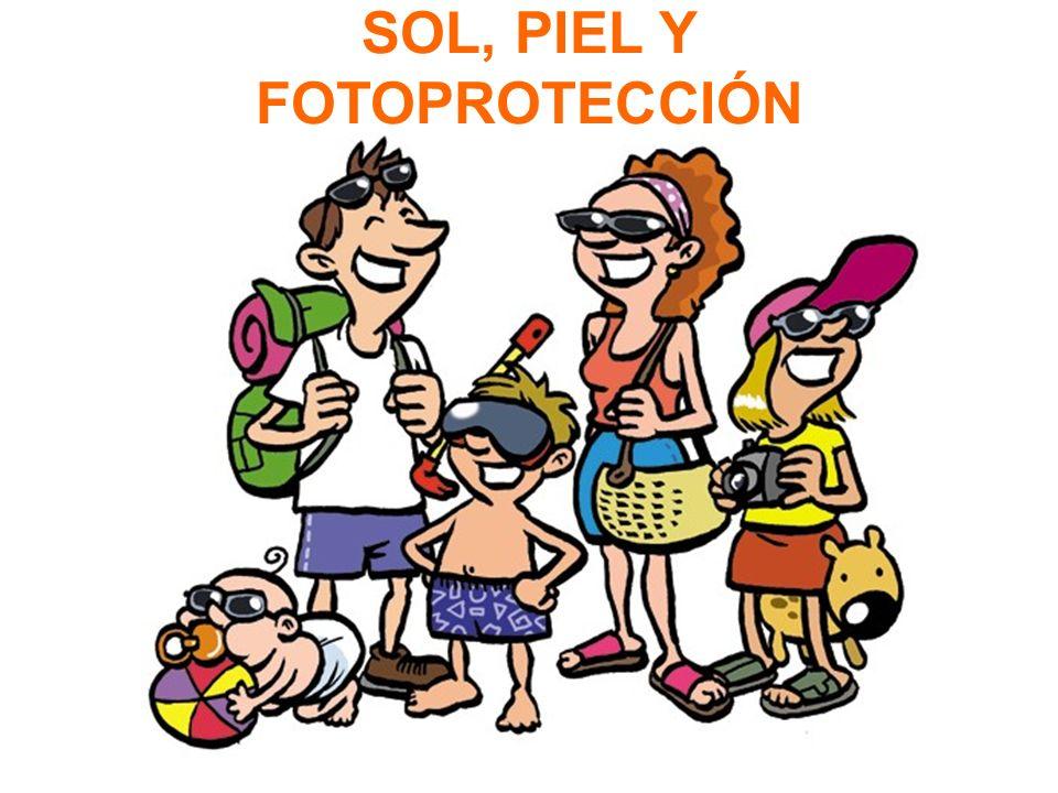 SOL, PIEL Y FOTOPROTECCIÓN