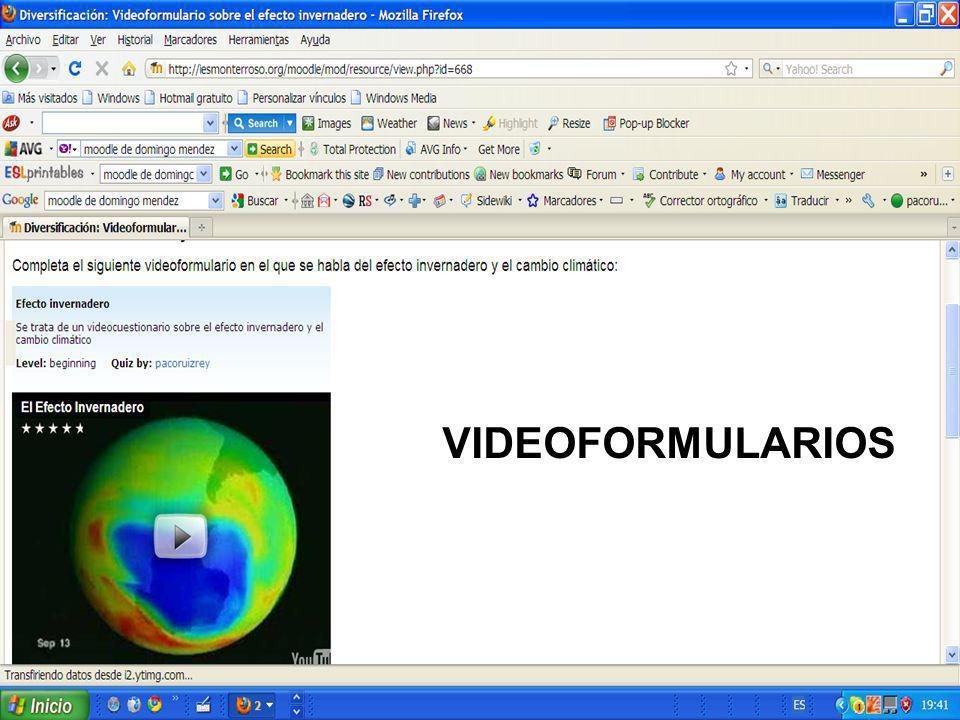 VIDEOFORMULARIOS