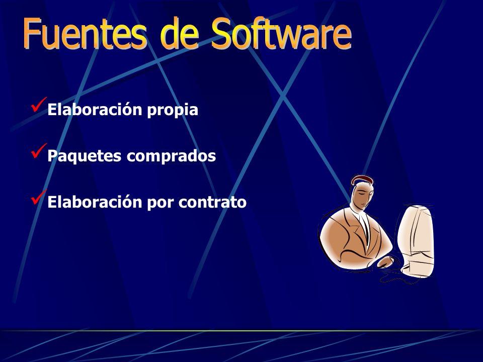 Software de traducción Software de uso general Software de aplicación Software del sistema Software multiuso Software vertical Software a medida
