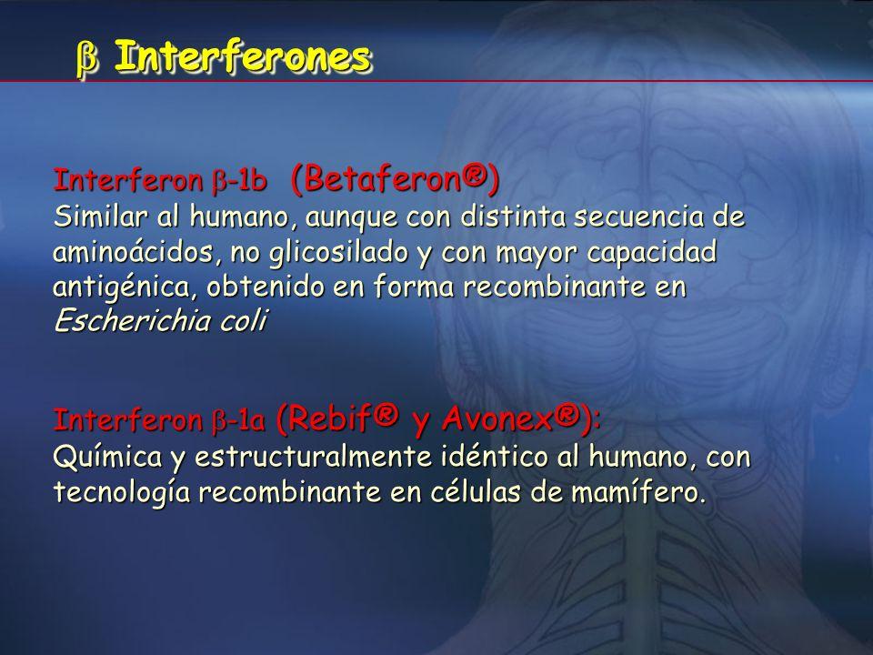 INTERFERONES Los interferones (IFNs) son un grupo de glicoproteínas endógenas. Son citocinas que median actividades antivíricas, antiproliferativas e