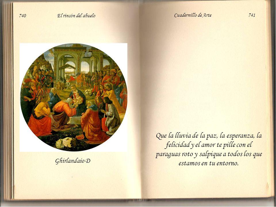 Ribera JMassys Quentin 738 El rincón del abuelo Cuadernillo de Arte 739
