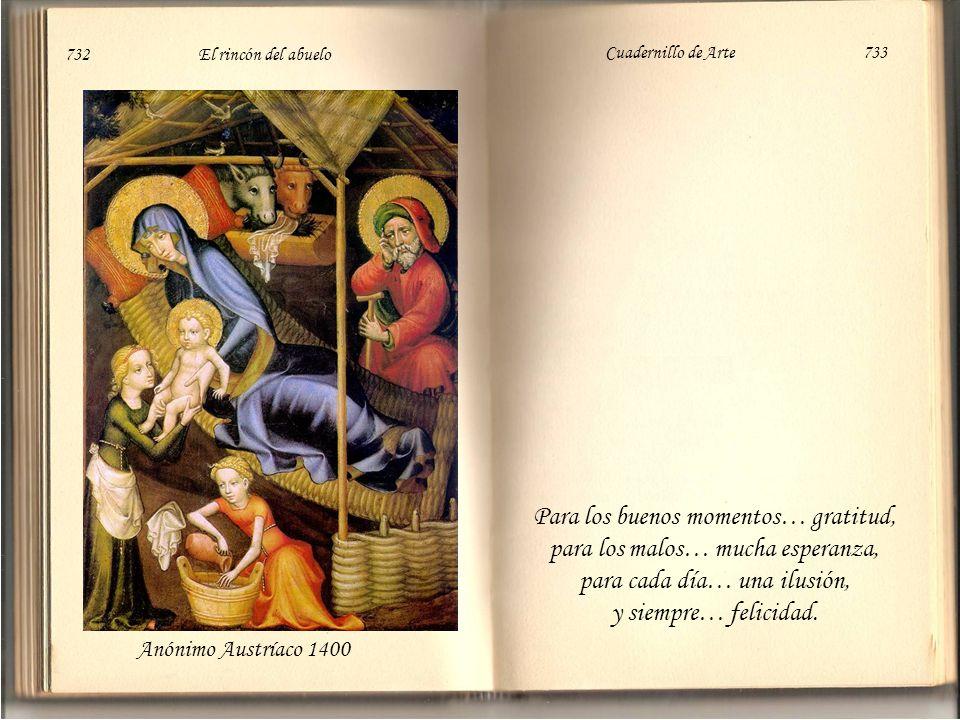 El Greco 730 El rincón del abuelo Cuadernillo de Arte 731