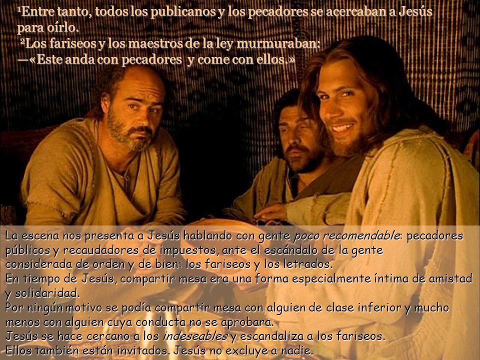 Con sus parábolas, Jesús, trata de acercar el reino de Dios a cada aldea, a cada familia, a cada persona.
