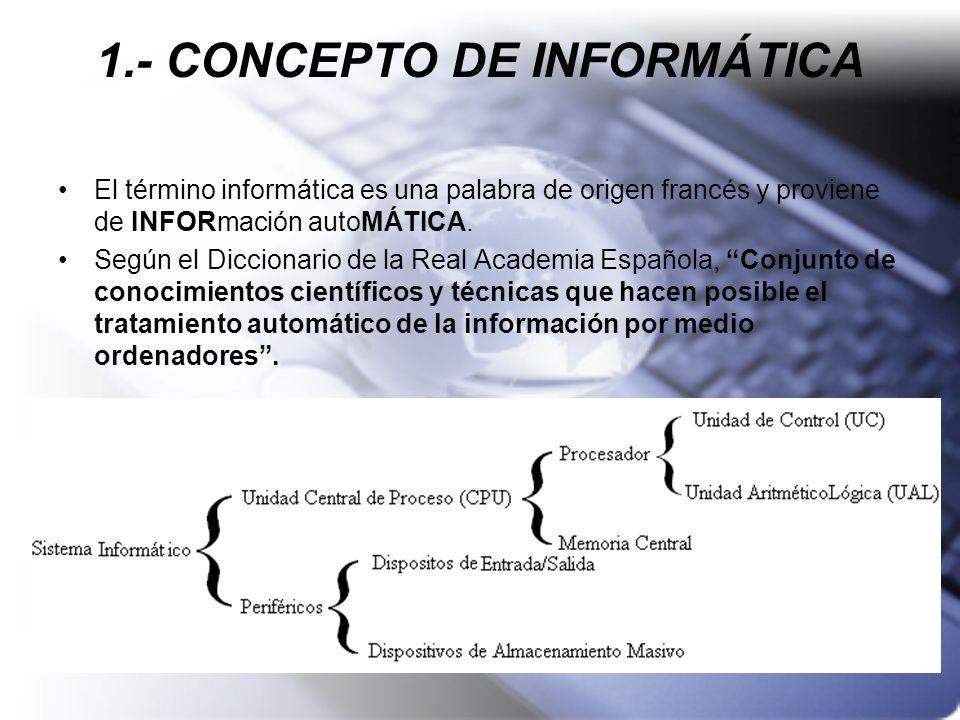 2.- SOPORTE FÍSICO Y SOPORTE LÓGICO Procesar datos: Consiste en interpretar una orden y ejecutarla, de esto se encarga el microprocesador.