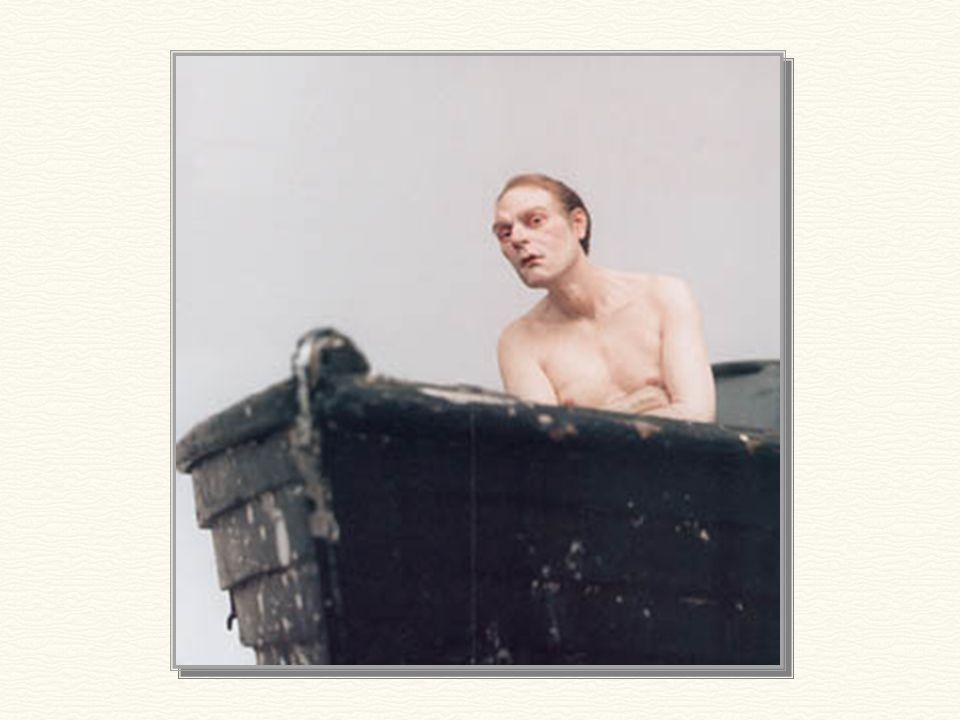 Hombre en el bote - 1992
