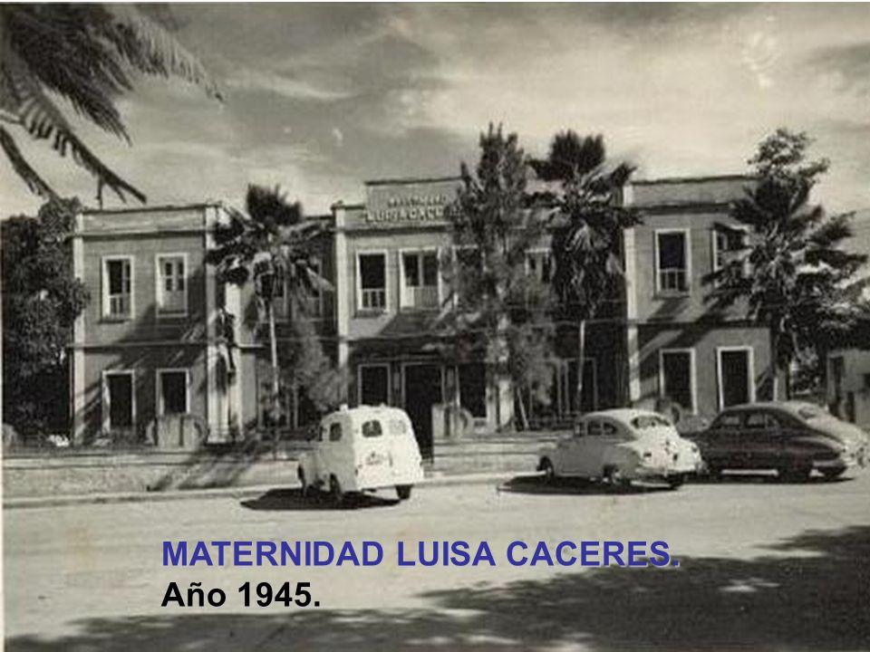 HOSPITAL LA CARIDAD. En el Año 1939 recibe el nombre de HOSPITAL ANTONIO MARIA PINEDA. Actualmente MUSEO DE BARQUISIMETO.