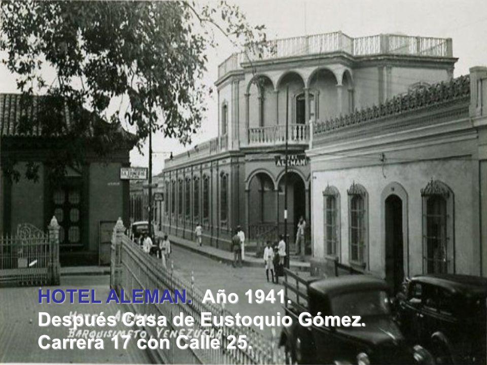 EDIFICIO DE TELEGRAFO Y CORREO. Año 1932.