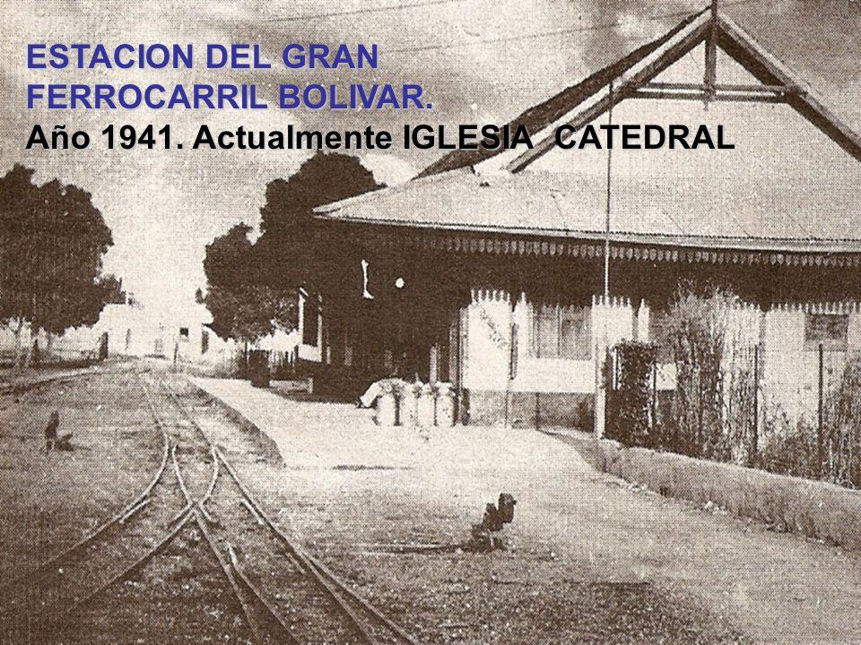 MATADERO MUNICIPAL. Año 1938. Actualmente MERCADO SAN JUAN.