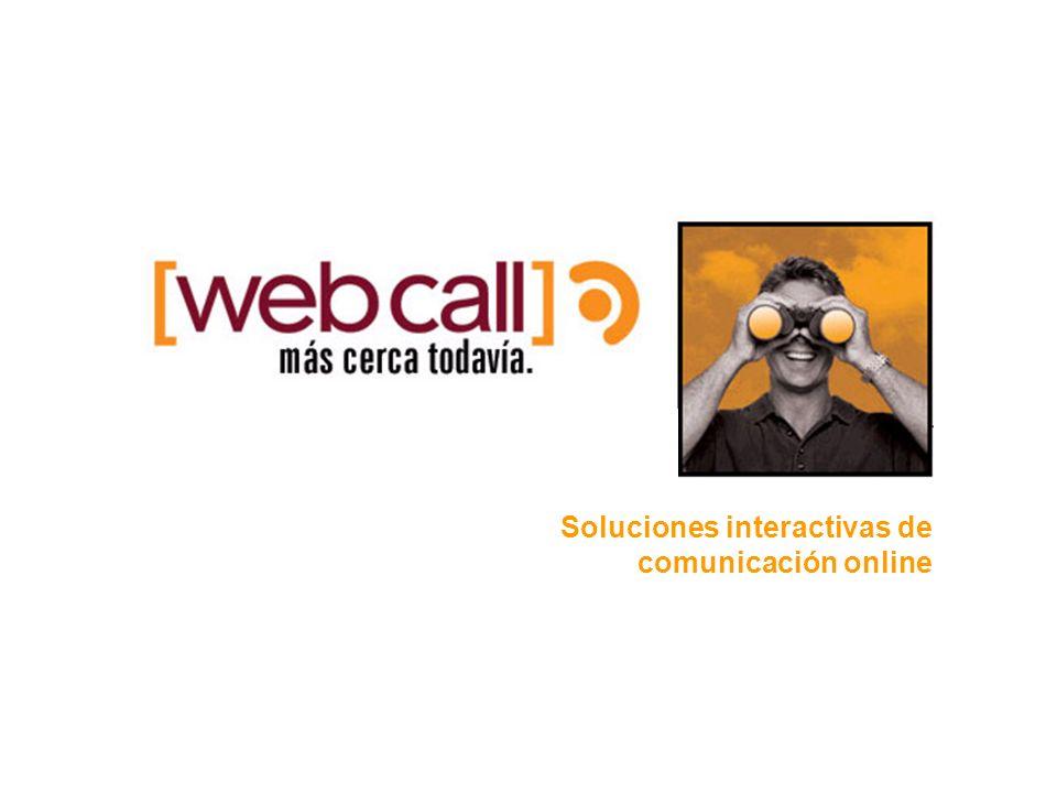 Soluciones interactivas de comunicación online