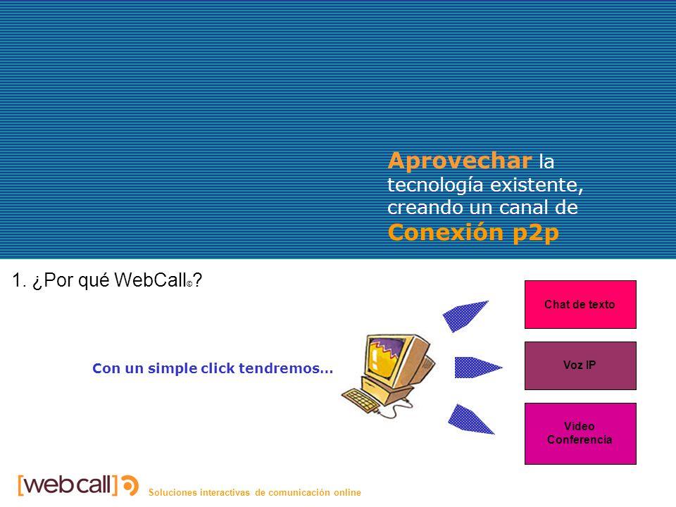 Soluciones interactivas de comunicación online Mejorar 1.