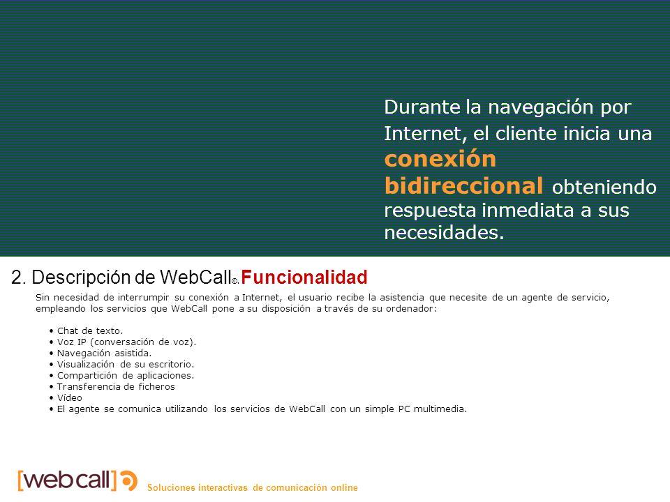Soluciones interactivas de comunicación online Administración 4.
