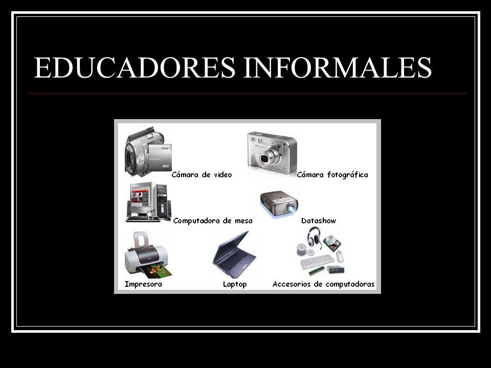 EDUCADORES INFORMALES