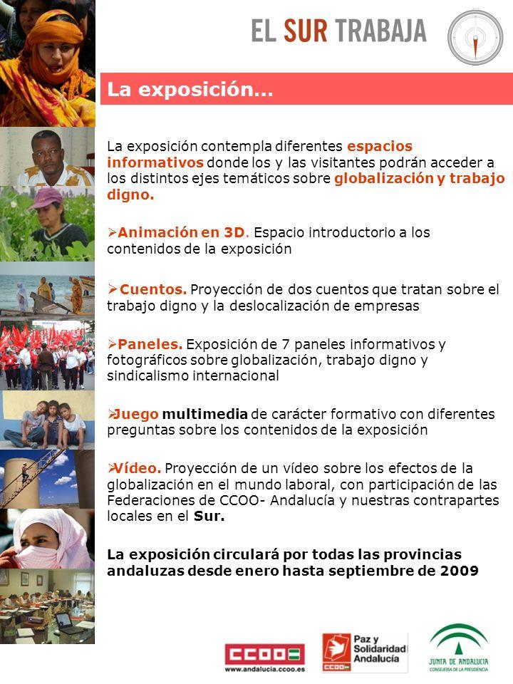 ¿Dónde puedo visitar la exposición.Sevilla… 27 de enero al 8 de febrero.