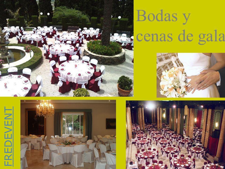 FREDEVENT Bodas y cenas de gala