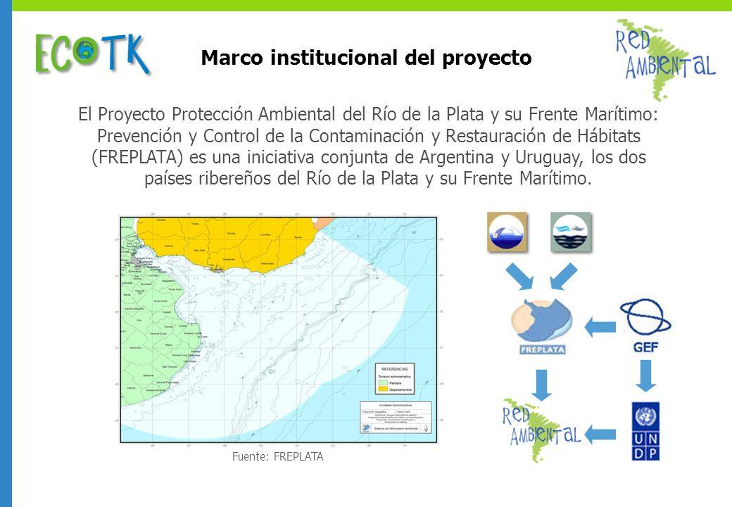 El Proyecto Protección Ambiental del Río de la Plata y su Frente Marítimo: Prevención y Control de la Contaminación y Restauración de Hábitats (FREPLA