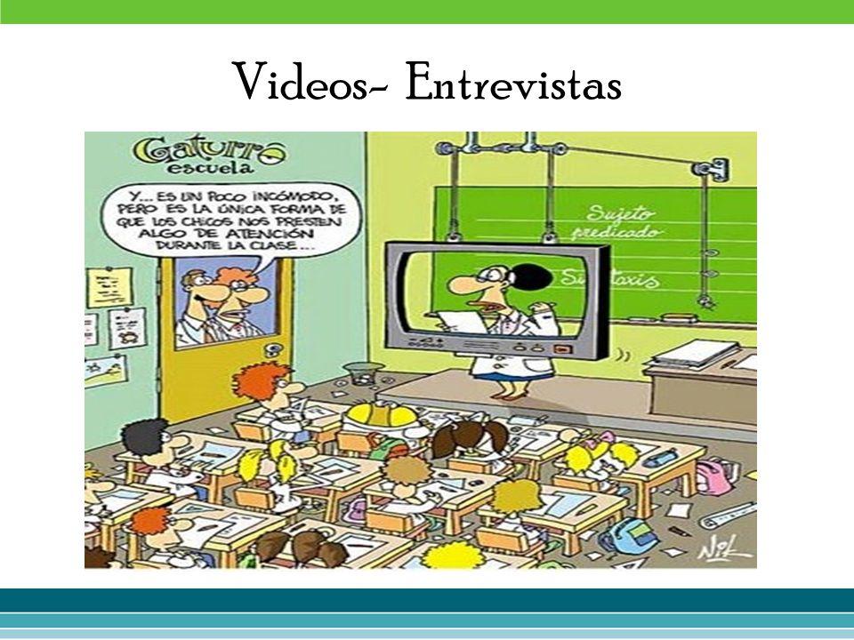 Videos- Entrevistas
