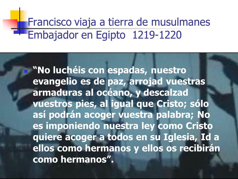 Sin una misión propia, video al servicio de la Iglesiavideo San Buenaventura: