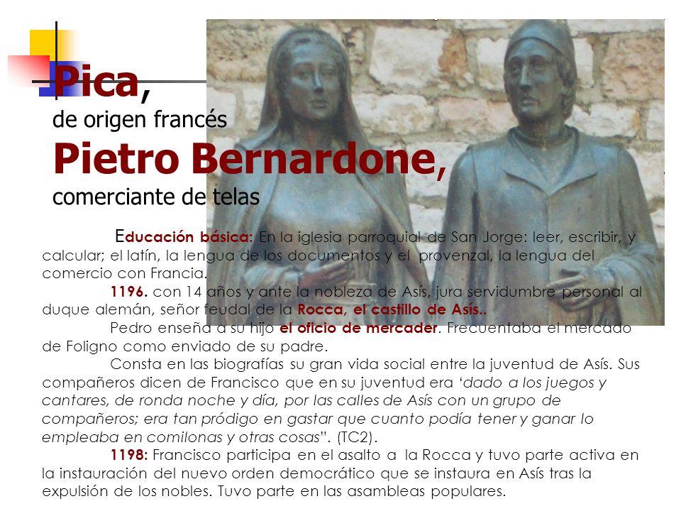 Claustro de formación franciscana Colegios Franciscanos Coruña - Lugo Francisco de Asís. Su vida. Algunas diapositivas para hablar sobre los momentos