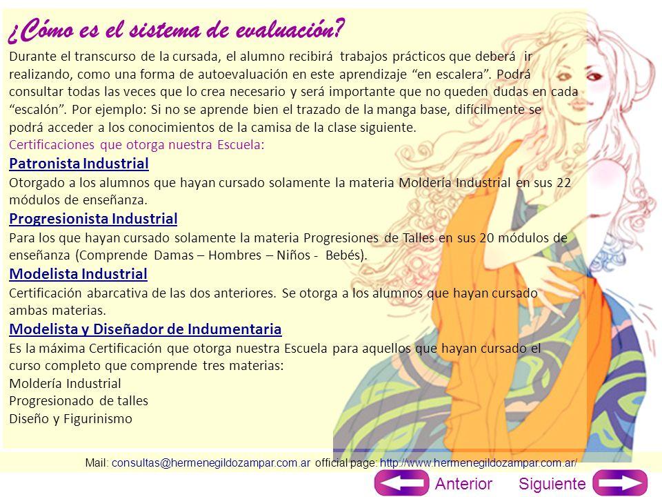 Te doy la bienvenida como alumno de nuestra prestigiosa Institución, pionera del Diseño de Indumentaria en la Argentina y con más de 25 años de impecable trayectoria educativa.