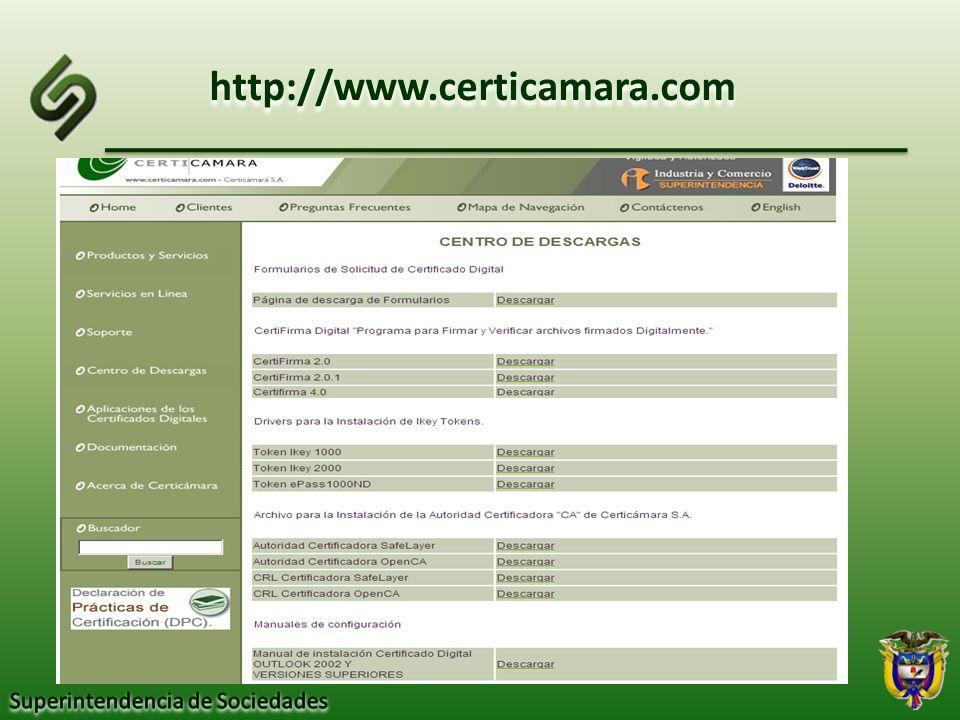 http://www.certicamara.com
