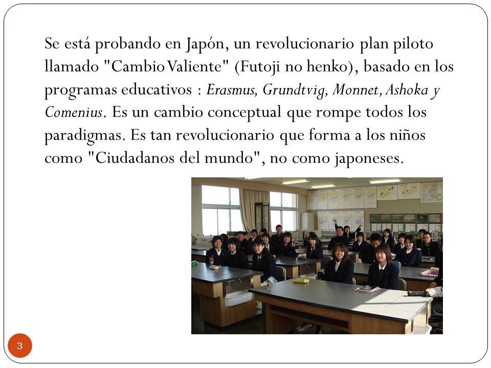 En esas escuelas, no se rinde culto a la bandera, no se canta el himno, no se vanagloria a héroes inventados por la historia.