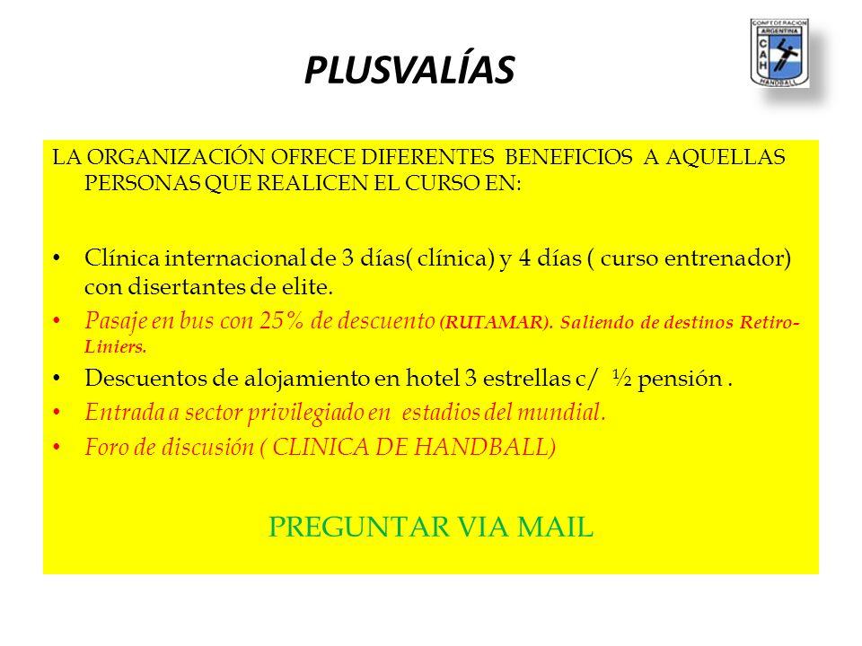 CRONOGRAMA CLÍNICA MIERCOLES 10JUEVES 11VIERNES 12SABADO 13 MAÑANA PRESENTACION DE LA CLINICA CLINICA TARDE LLEGADA DE DISERTANTES APERTURA DE MUNDIAL CLINICAMATCHES EN EL ESTADIO.