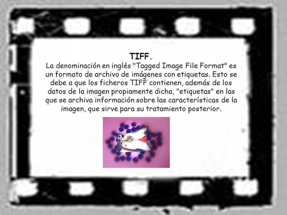 TIFF.