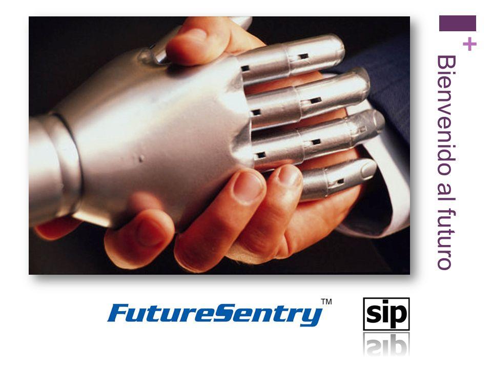 + Bienvenido al futuro