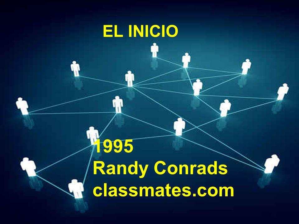 EL INICIO 1995 Randy Conrads classmates.com
