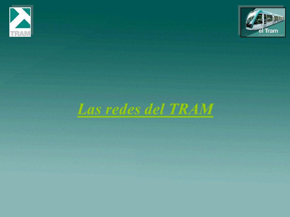 Las redes del TRAM