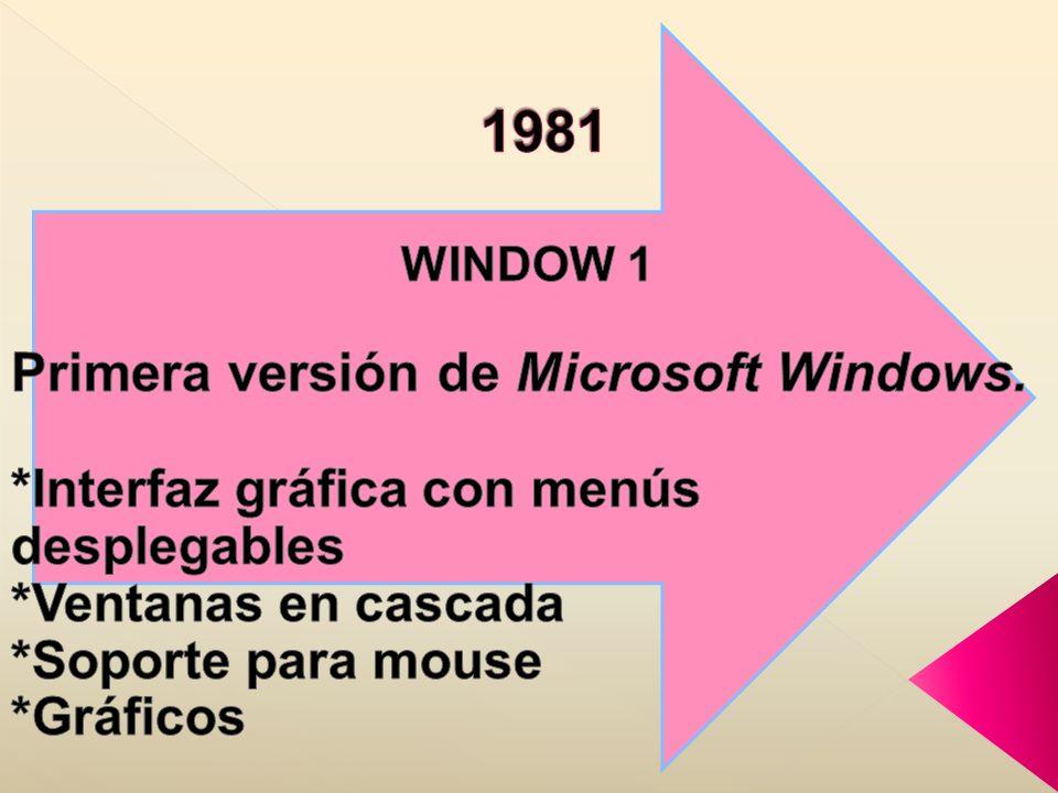 El primer procesador de textos que se creó para un ordenador personal fue WordStar. Apareció en 1978 para el sistema operativo CP/M y también para el
