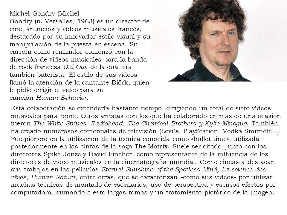 Michel Gondry (Michel Gondry (n.