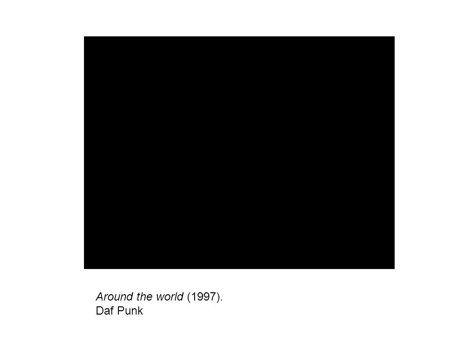 Around the world (1997). Daf Punk
