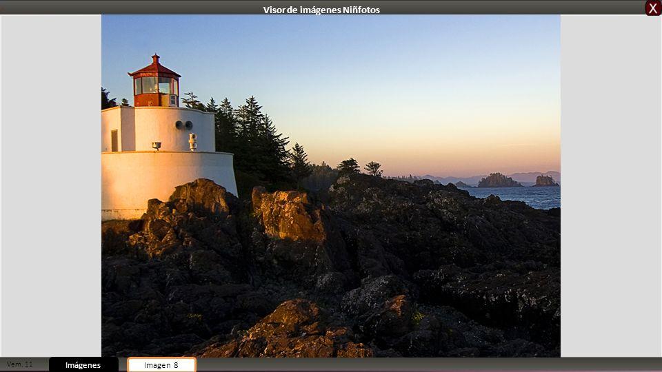 Vem. 11 ImágenesImagen 8 Visor de imágenes Niñfotos
