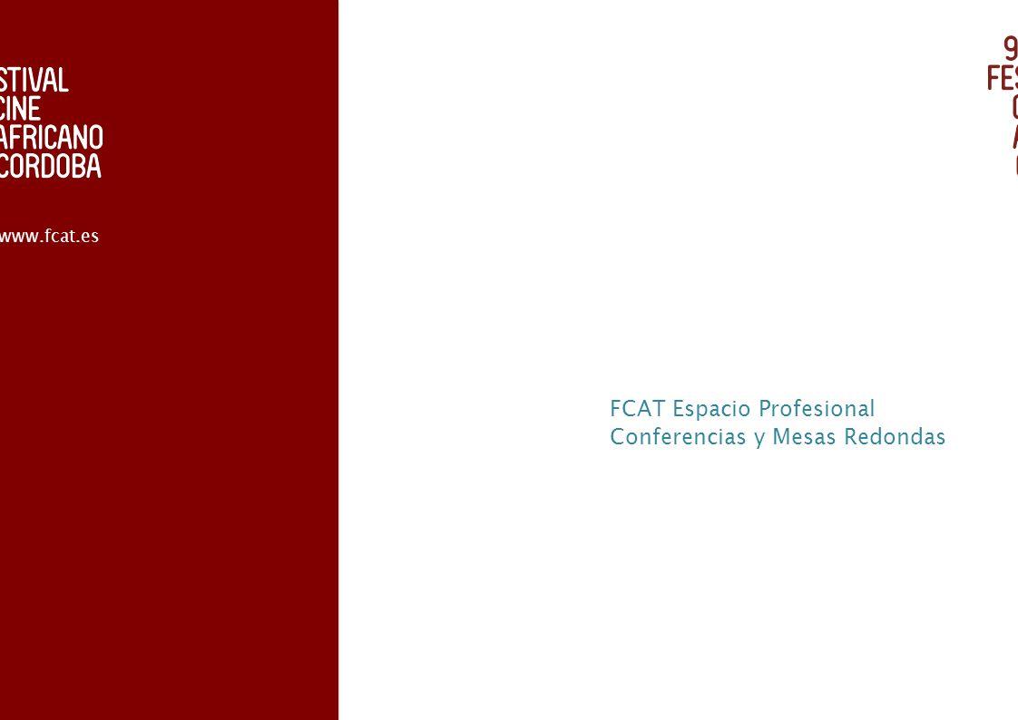 FCAT Espacio Profesional Conferencias y Mesas Redondas www.fcat.es