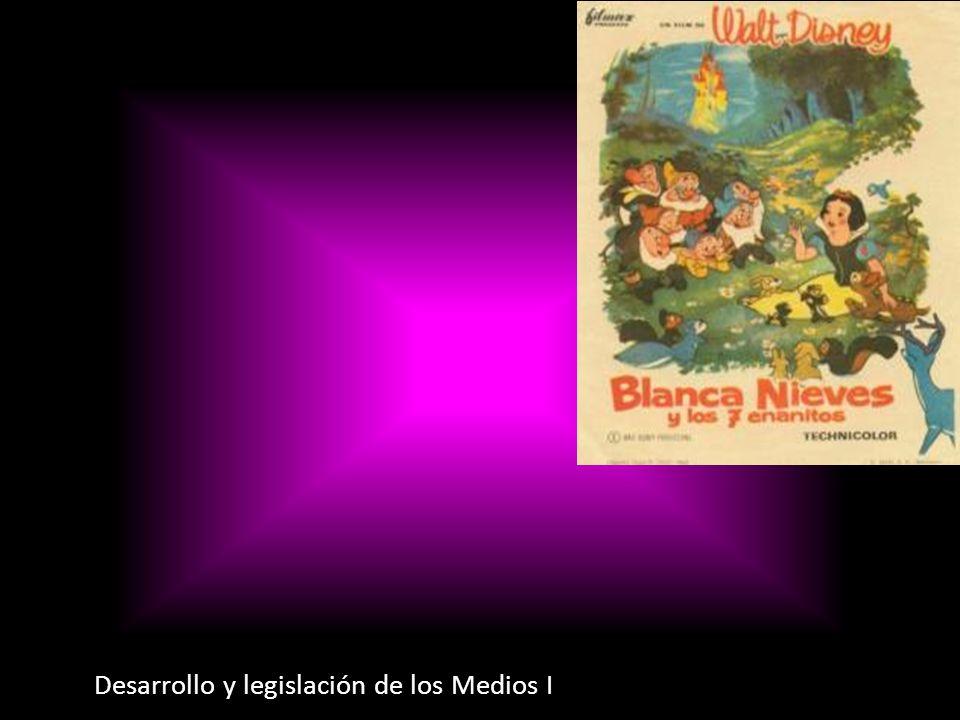 Fantasía de Walt Disney, 13 de noviembre de 1940, obra maestra en cuanto a la imagen, utiliza sonido envolvente (surround).