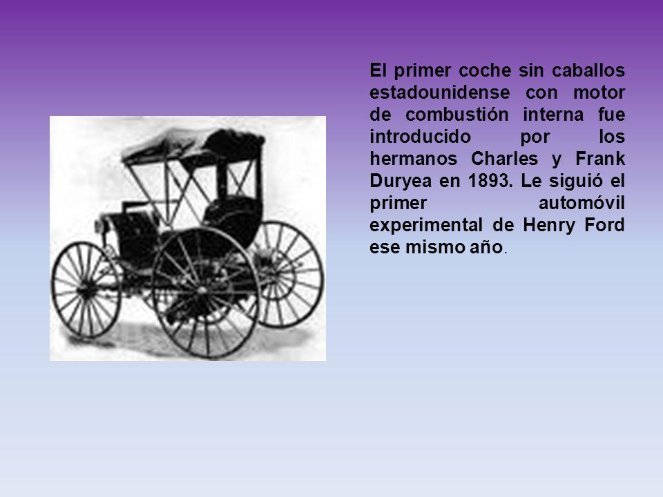 Antes, los coches eran solo un capricho para los más ricos y había muy pocos en todo el mundo.