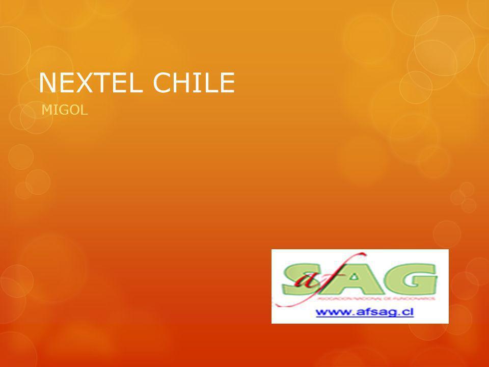 NEXTEL CHILE MIGOL