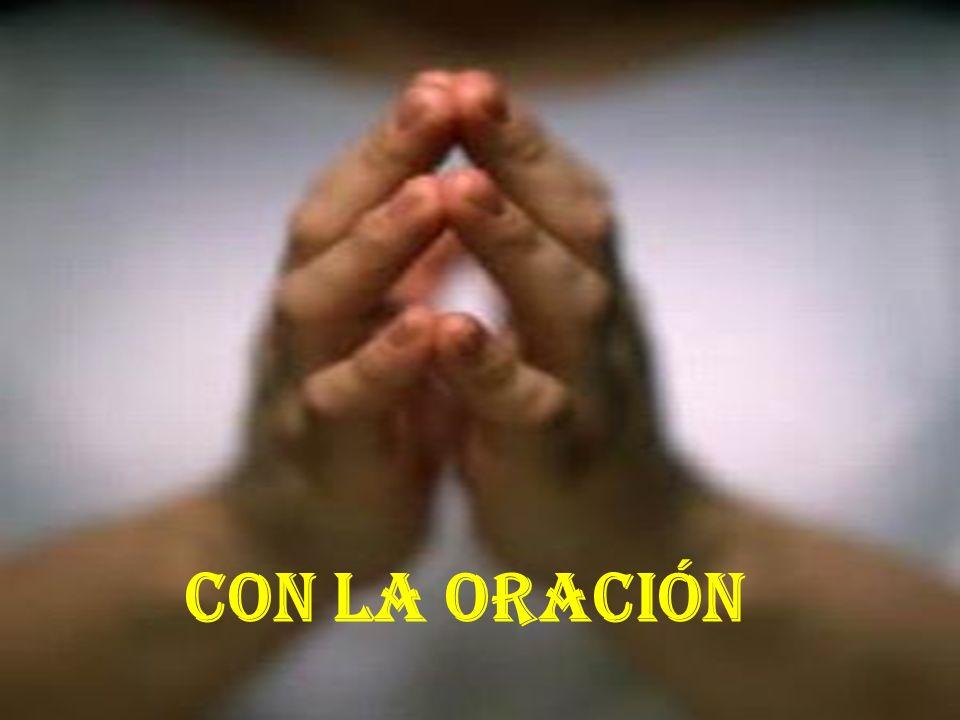 Con la Oración