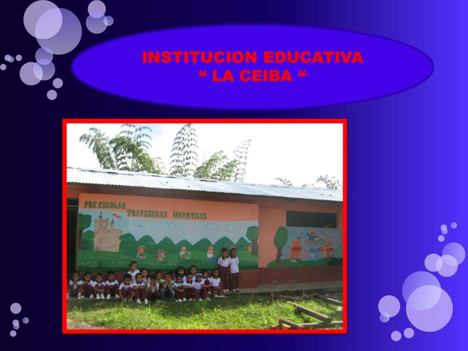 INSTITUCION EDUCATIVA LA CEIBA