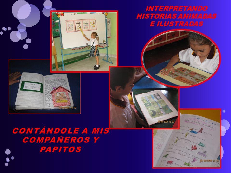 INTERPRETANDO HISTORIAS ANIMADAS E ILUSTRADAS