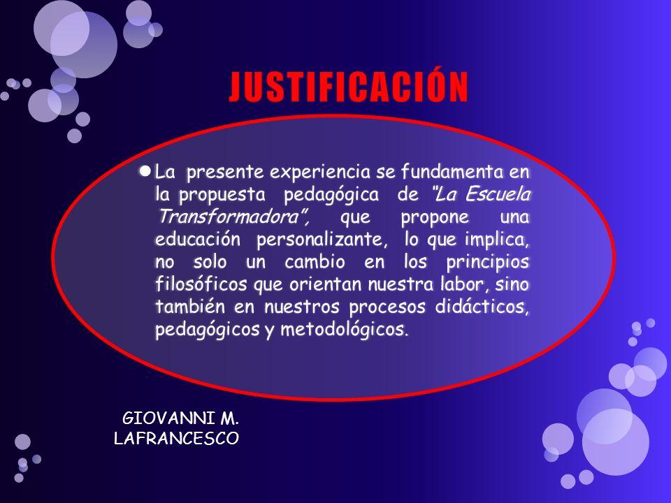 GIOVANNI M. LAFRANCESCO