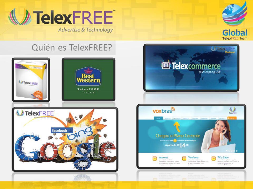 Quién es TelexFREE