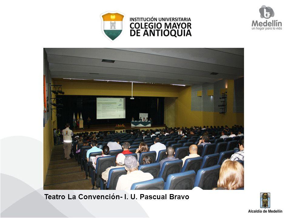 LABORATORIO INGENIERÍA AMBIENTAL Convenio Específico de Cooperación entre el ITM y la I.U.